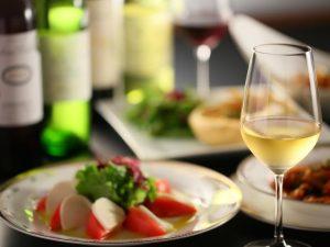 ワインバー料理&ワインイメージ